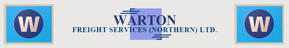 Warton Freight Services (Northern) Ltd Logo